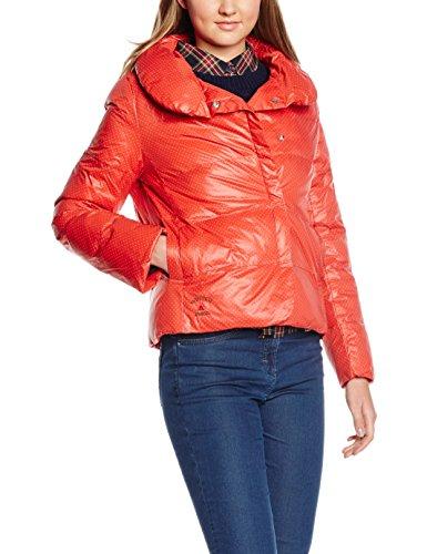 RIVERSIDE Mora Parka para Mujer, rojo, talla 40