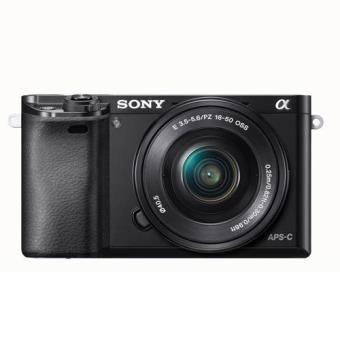 Cámara EVIL Sony A6000 + 16-50 mm Black