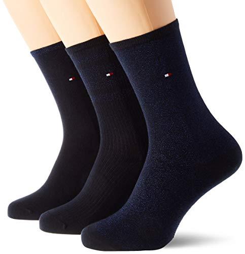 Tommy Hilfiger - Calcetines Pack de 3 - Para Mujer - Varias Tallas