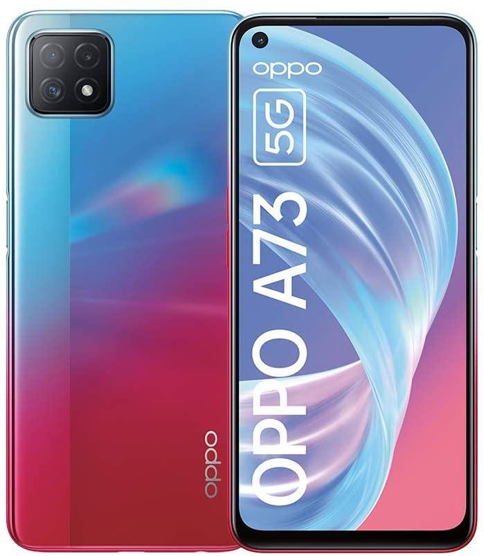 """OPPO A73 5G – Pantalla de 6.5"""" 8GB/128GB"""