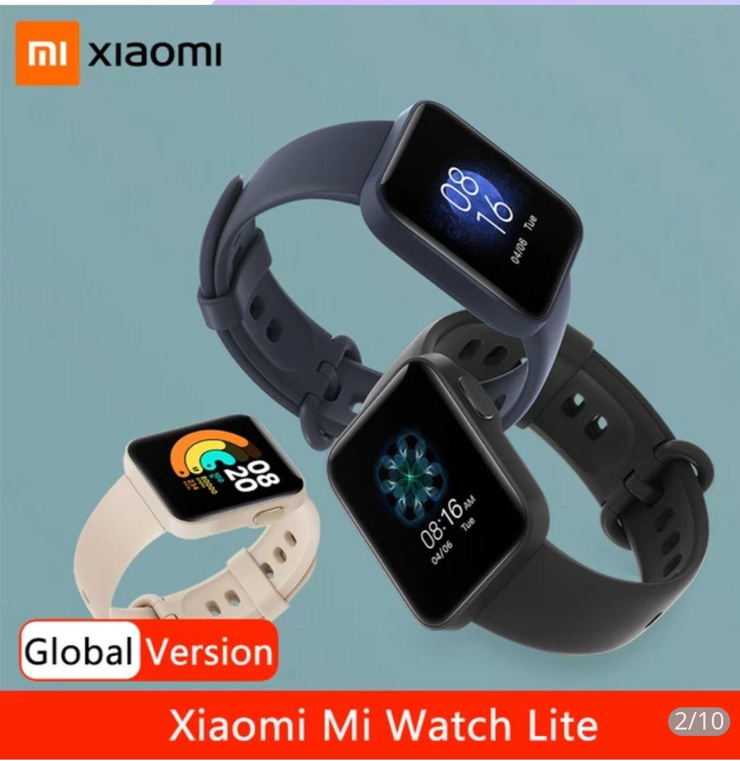 Xiaomi Mi Watch Lite GPS desde España