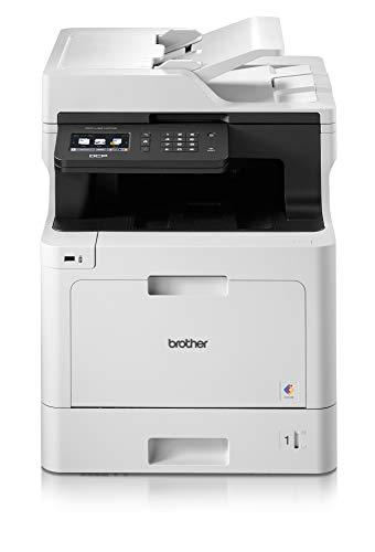 Brother DCP-L8410CDW Impresora multifunción láser color