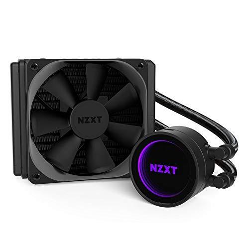 NZXT Kraken M22 120 mm - Refrigerador líquido de CPU RGB