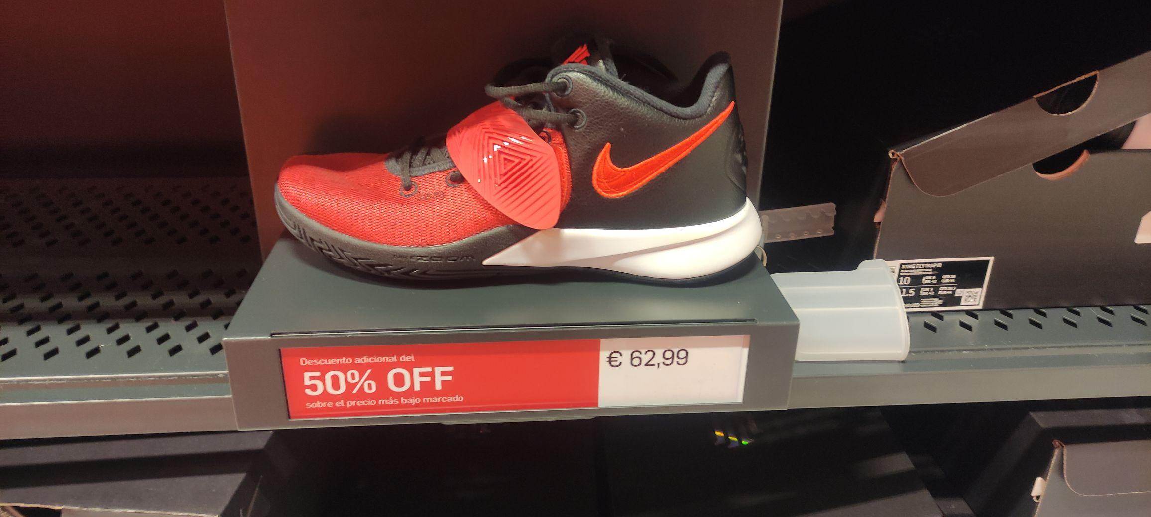 Zapatillas baloncesto Kyrie 4 Nike Nassica Getafe