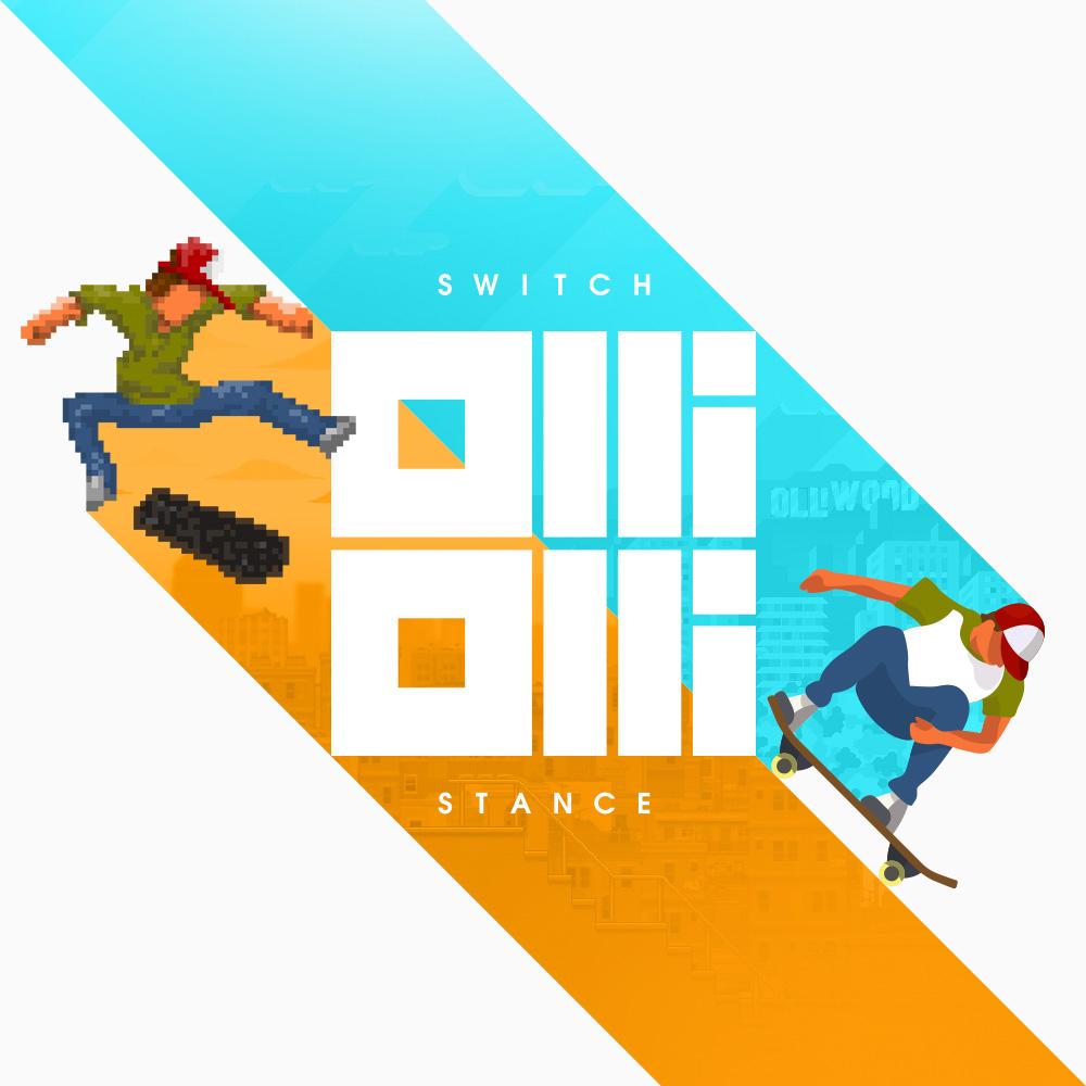 OlliOlli: Switch Stance - Nintendo Switch (eshop de Sudáfrica)