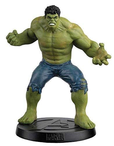 Marvel Movie Collection Los Vengadores Estatua Hulk, Multicolor HULK!!!