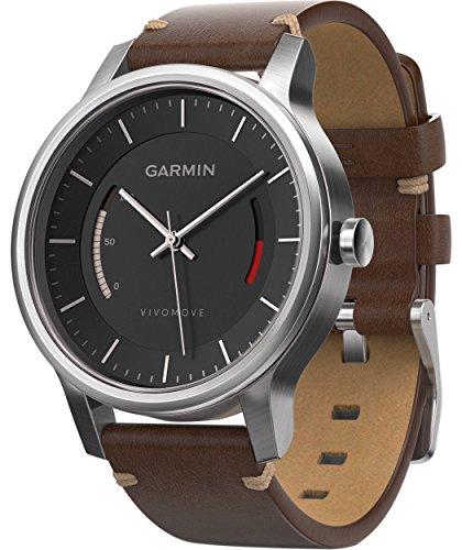 Garmin - Reloj analógico con monitor de actividad