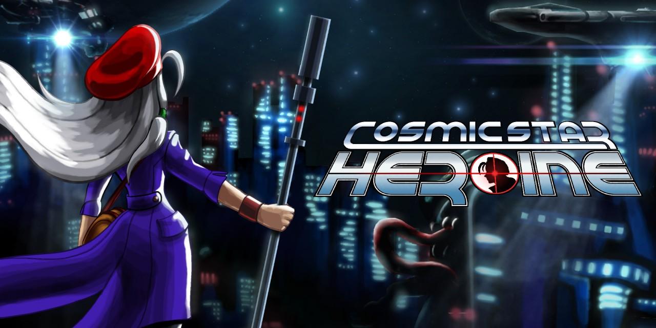 Cosmic Star Heroine - Nintendo Switch (Digital)