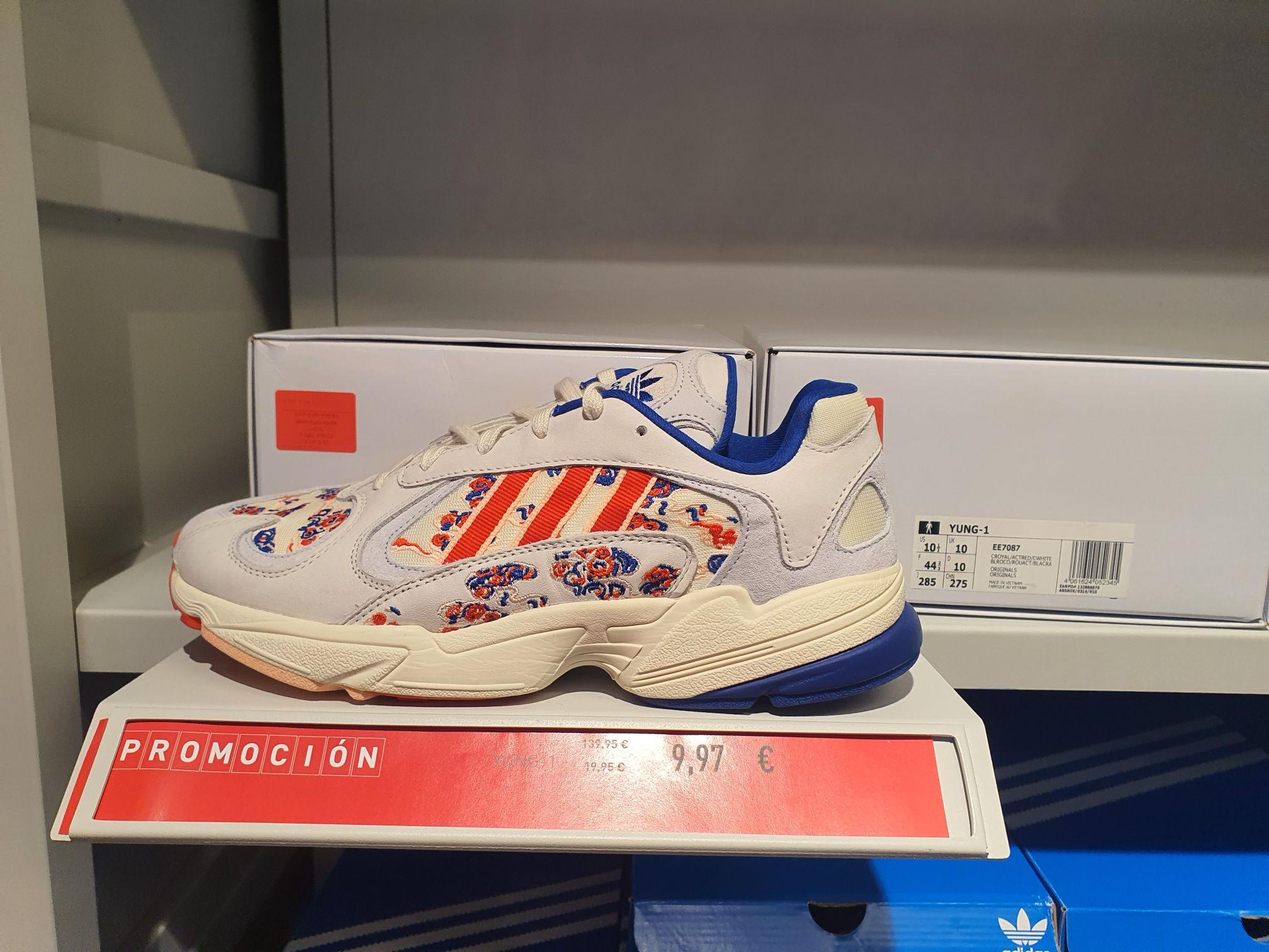 Zapatillas Adidas - Factory Centro Comercial Alegra