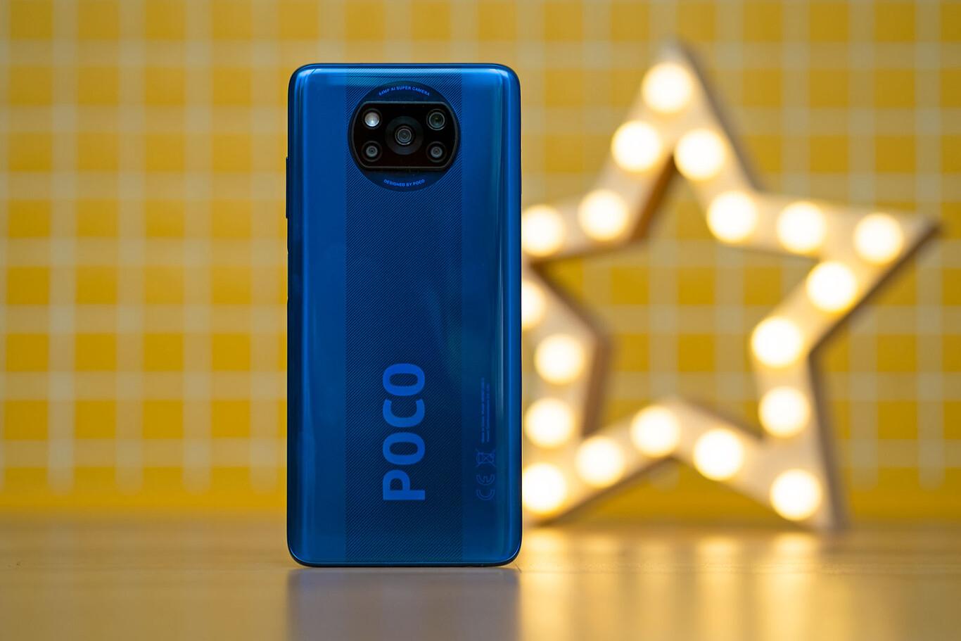 Xiaomi POCO X3 6GB 64GB desde España