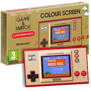 Game & Watch Edición Super Mario 35 aniversario