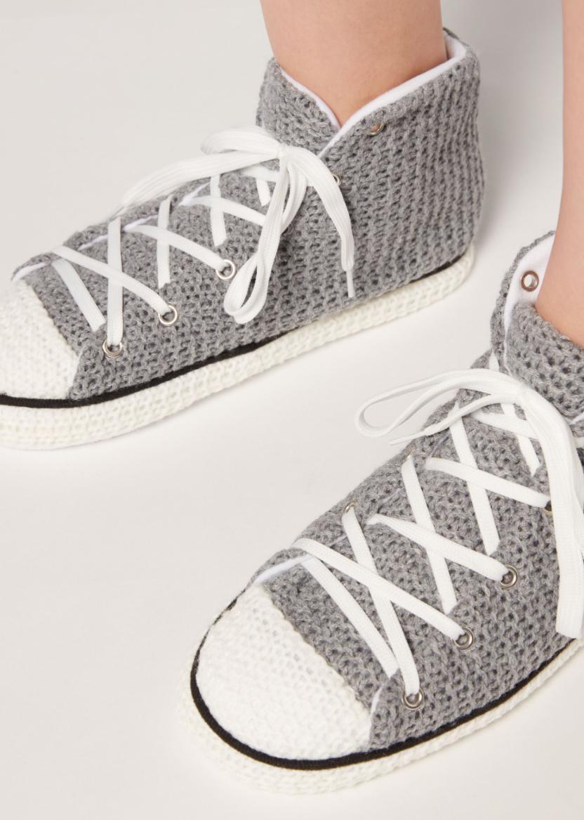 Zapatillas de estar por casa Calzedonia 2 colores