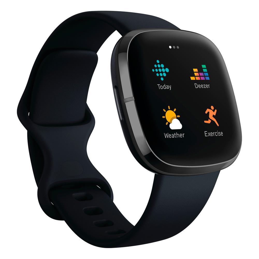 FITBIT Sense Advanced Health Smartwatch - Negro y Grafito