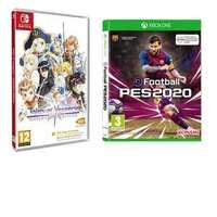 Tales of Vesperia: Definitive Edition a 8€ y eFootball PES 2020 a 5€ (AlCampo)