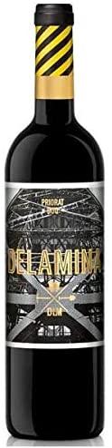 3 botellas Delamina tinto de Priorat