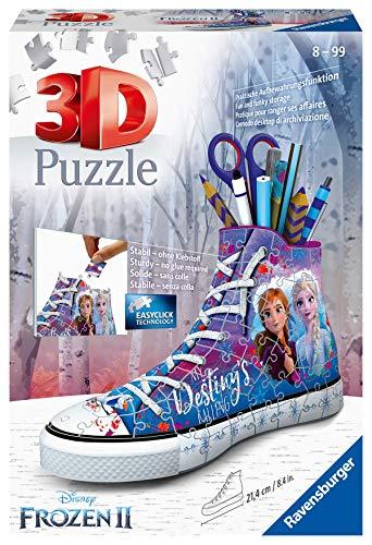 Ravensburger - Puzzle 3D Sneaker Frozen 2