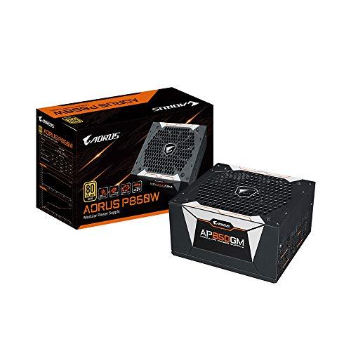 Fuente de alimentación PC 850W - GIGABYTE AORUS AP850GM - Tier A - Cerca de precio mínimo (sin stock)