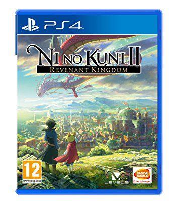 Ni No Kuni 2. El renacer de un reino. PS4