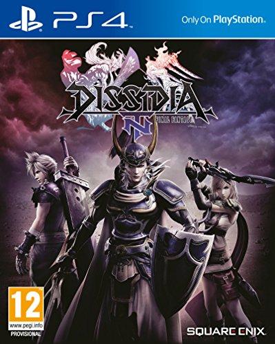 Dissidia Final Fantasy NT [PS4] (Formato físico)