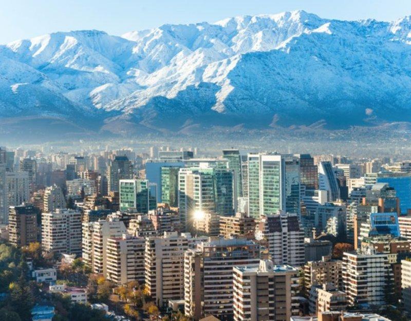 Vuelos Ida y Vuelta Madrid Chile por 269€