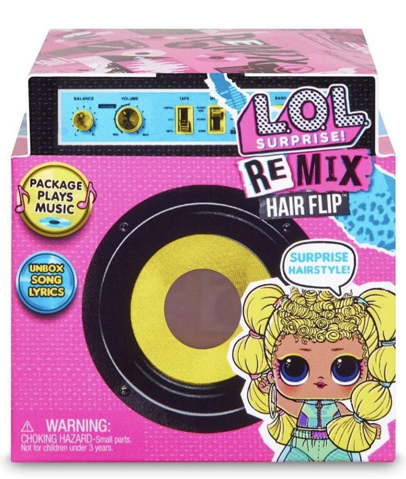Giochi Preziosi - L.O.L Surprise Remix Doll