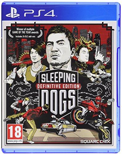 Sleeping Dogs Definitive Edition (Importación Inglesa) [PS4]