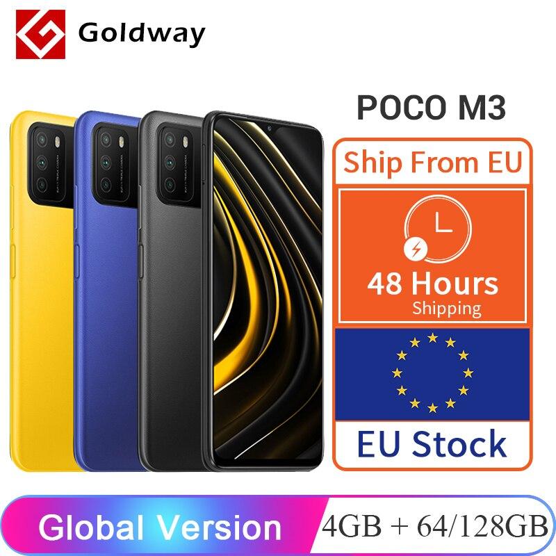 Xiaomi Poco M3 4GB/64GB desde España