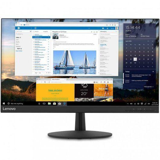 "Monitor 2K Lenovo L24q-30 23.8"" Led QuadHD FreeSync"