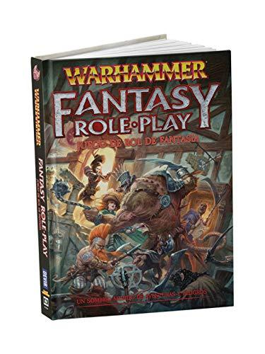 Juego de Rol Warhammer Fantasy (4ª edición)