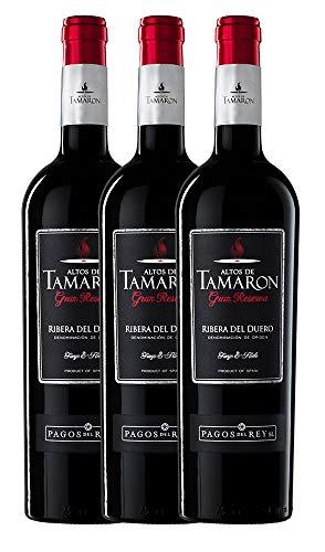 Vinos Altos de Tamaron Pack de 3, de 750 ml unidad