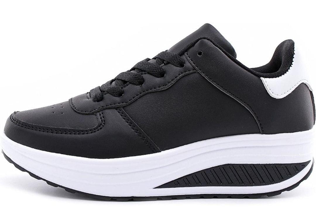 Zapatos con plataforma para mujer.tallas de 35a42