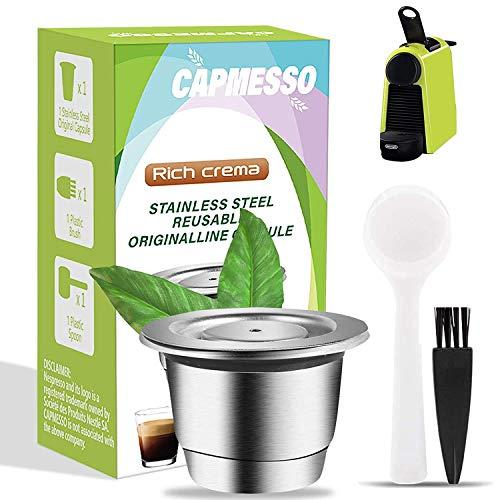 CAPMESSO Cápsula de café reutilizables