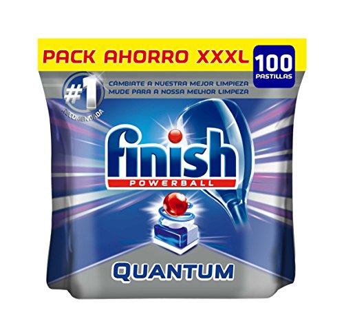Finish Powerball Quantum Max - 100 pastillas (recurrente)