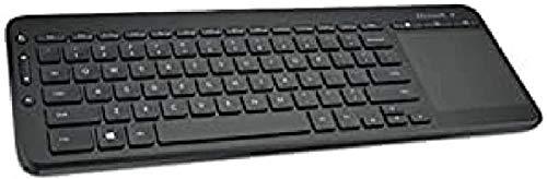 Microsoft – All-in-One Media Keyboard Español Minimo Historico