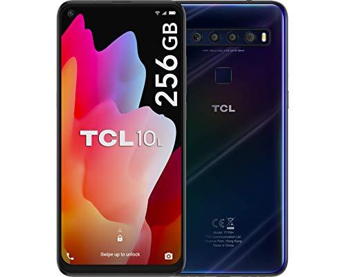 """TCL 10L - Smartphone de 6.53"""" FHD+ con NXTVISION"""