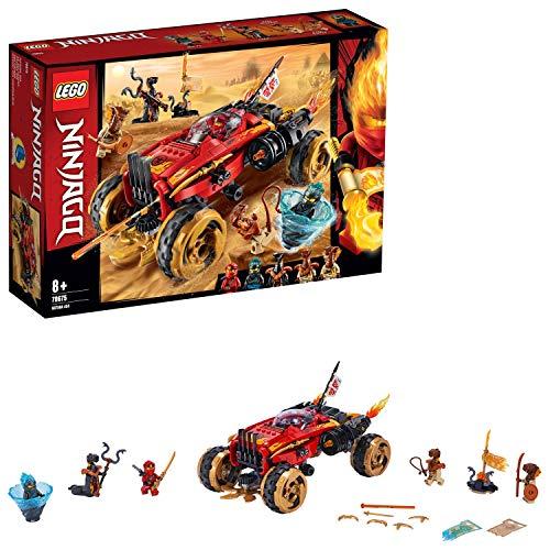 Lego Ninjago - Catana 4x4 a 34% de descuento