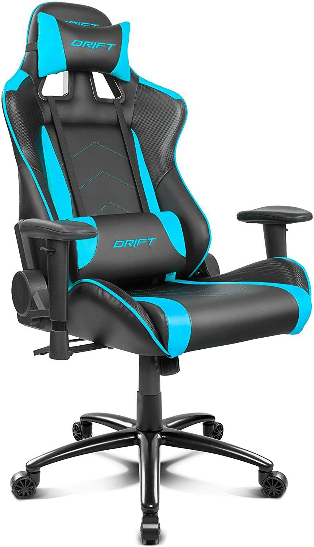 Silla gamig Drift DR150BL Negro/azul