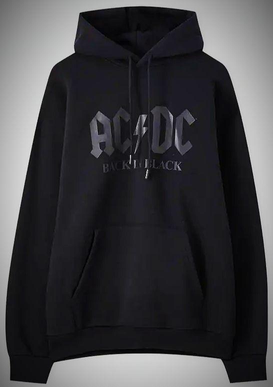 Sudadera con mucho Metal AC/DC