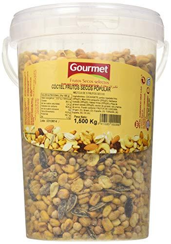 Cóctel frutos secos Gourmet - 1.5 kg