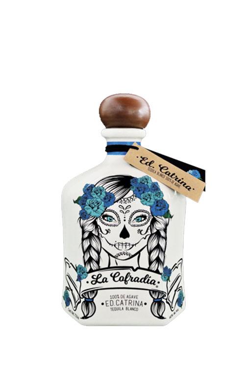 LA COFRADÍA Edición Catrina Blanco Tequila