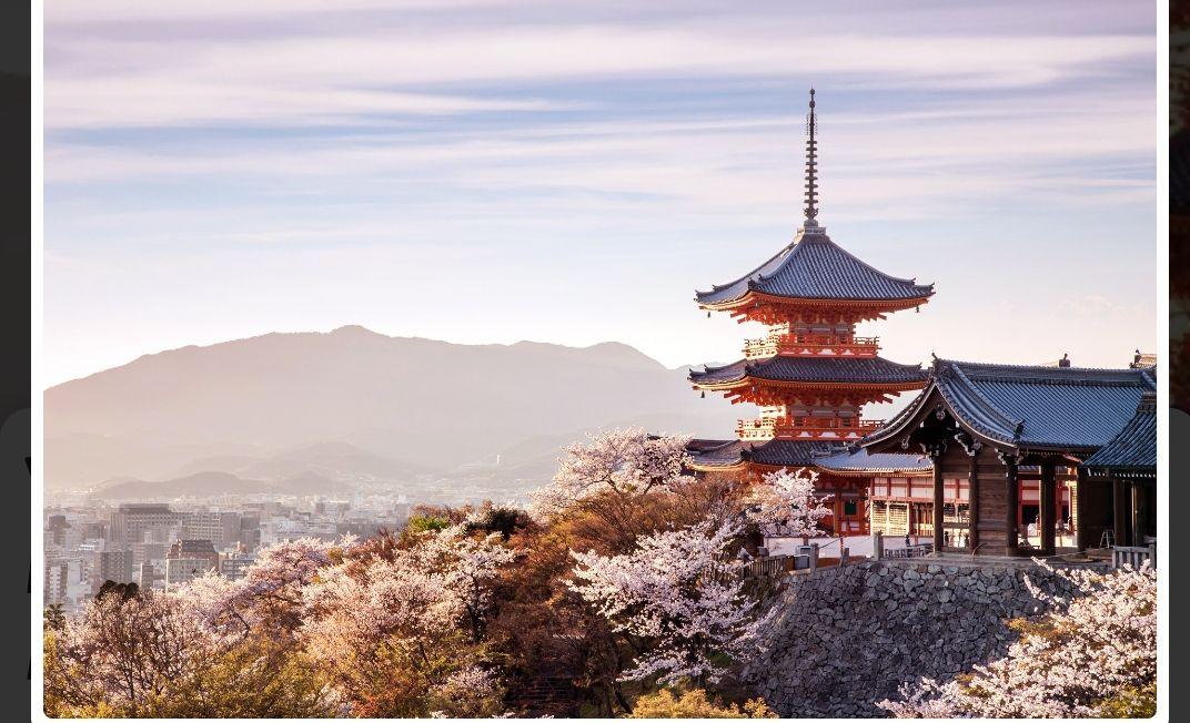VUELOS A JAPÓN EN VERANO Precio por trayecto ¡Solo 367€ ida y vuelta! ¡Varias fechas y aeropuertos! + Maleta y cambio de vuelo Gratis