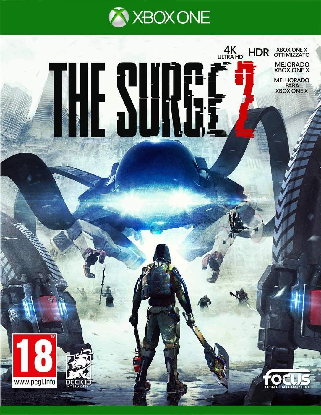 The Surge 2 [XBOX One] (Formato físico)