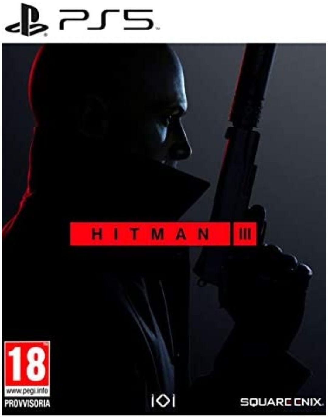 Hitman 3 PS5 - PS4