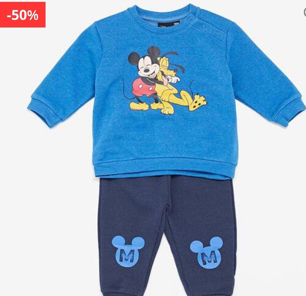 Chandal bebe Mickey mouse