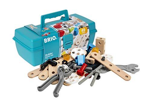 Caja de herramientas para niños de 3 años