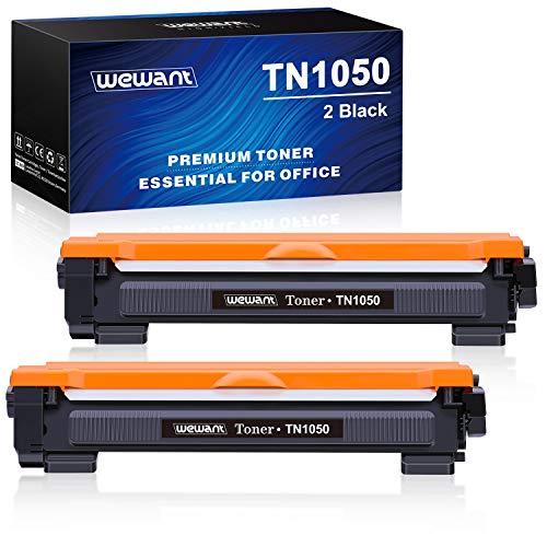 Wewant Toner TN 1050 Reemplazo