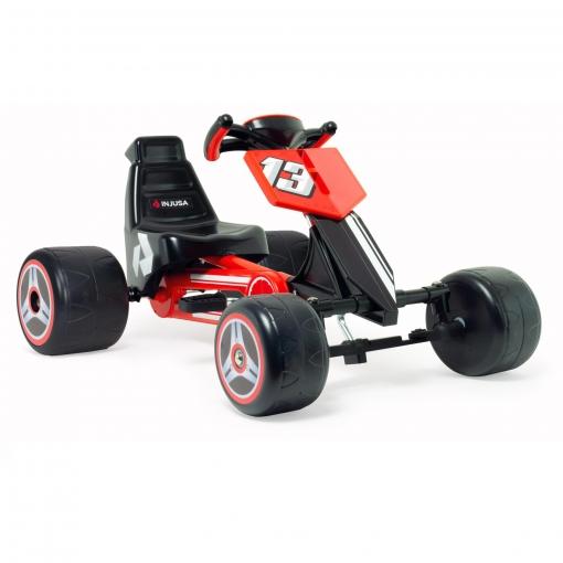 Go-Kart Cobra a pedales de la marca Injusa