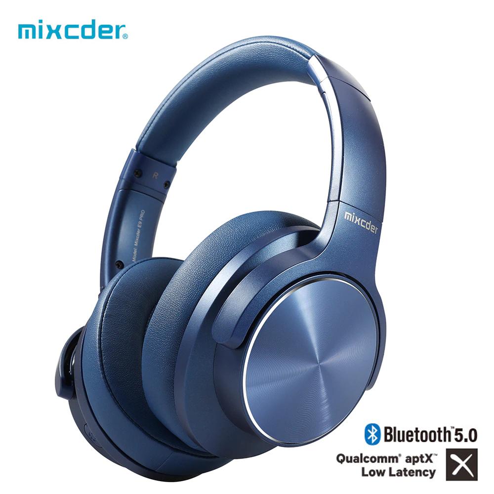 Auriculares Inalámbricos con Cancelación de Ruido Activa, Mixcder E9 Pro