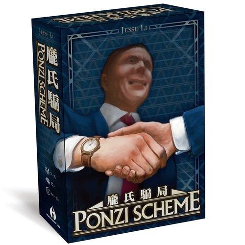 Ponzi Scheme - Juego de Mesa (Amazon y ECI)