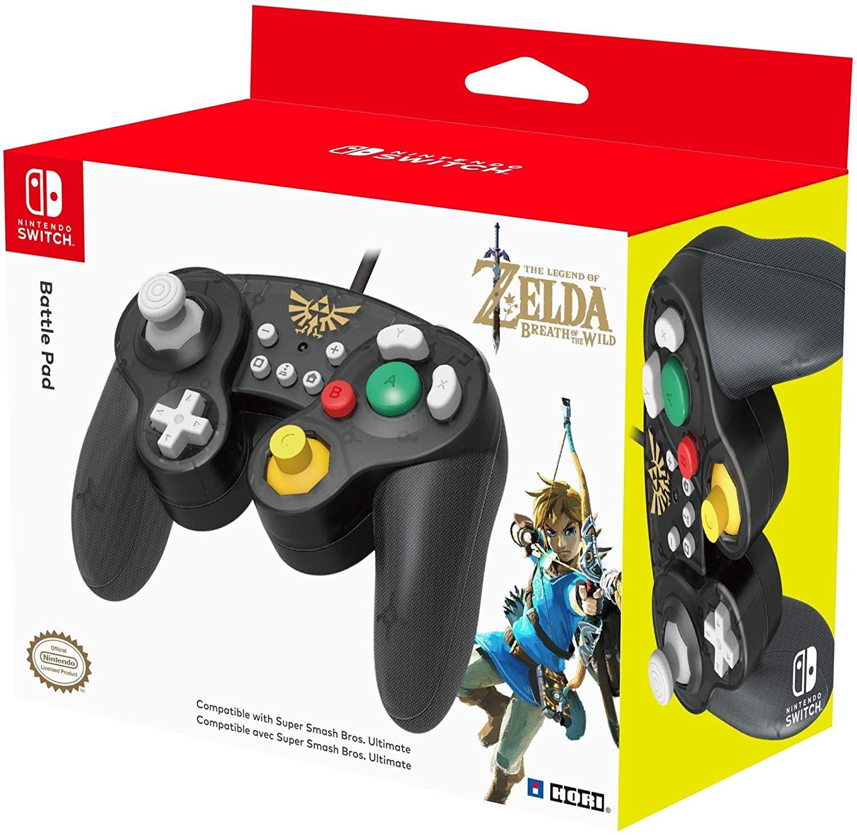 Mando Hori Battle Pad Zelda solo 15.9€